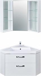 Акватон Мебель для ванной Кантара 110 дуб полярный