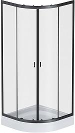 Am.Pm Душевой уголок X-Joy Twin Slide 80x80 W88G-205-080BT