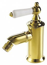 Bravat Смеситель для биде Art F375109G золото