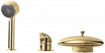 Boheme Смеситель на борт ванны BOHEME Niagara (золото)