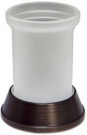 "WasserKRAFT Стакан для зубных щеток ""Isar K-2328"""