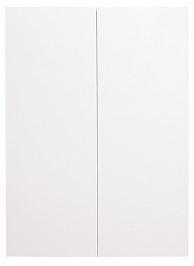 Style Line Шкаф навесной Даллас 60 Люкс Plus белый