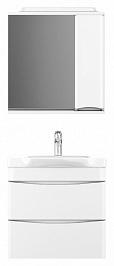 Am.Pm Мебель для ванной Like 65 R, подвесная, белый глянец