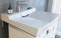 Andrea Раковина под стиральную машину ONYX