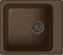 Granfest Мойка кухонная Quarz GF-Z17 Терракот