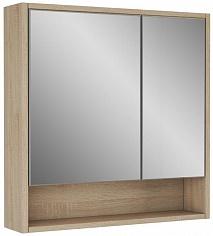 Alvaro Banos Зеркальный шкаф Toledo 75, дуб сонома