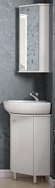 Corozo Мебель для ванной Флоренция 40 угловая