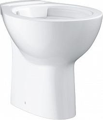 Grohe Унитаз приставной Bau Ceramic 39431000 безободковый