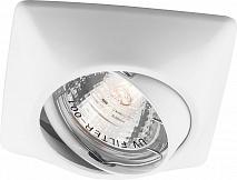 Feron Светильник встраиваемый DL6046 потолочный MR16 G5.3 белый