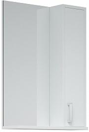Corozo Зеркало-шкаф Колор 50 белое