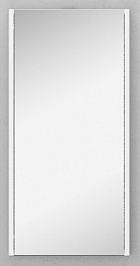 Velvex Зеркало-шкаф Klaufs 40 белый