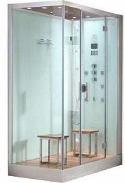Eago Душевая кабина DZ961 F8 R белое стекло