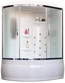 Royal Bath Душевая кабина RB150ALP-C-CH-R