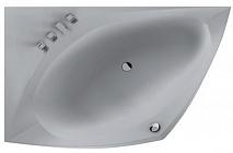 Aquatika Акриловая ванна H2O Альпина Standart L